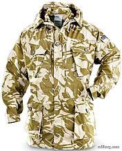 Куртка английская военная SMOCK DPM DESERT, оригинал