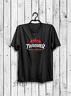 Мужская футболка Thrasher Huf Worldwide