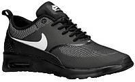 Кроссовки/Кеды (Оригинал) Nike Air Max Thea Black/White/