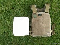 Полимерная бронепластина DYNEEMA® – 3 класс защиты (Стандарт Украины)