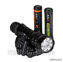 "Тактичний ліхтар на акумуляторах ""ATAC R3MC LiIon Rechargeable Multi-Color Tactical"" (239 Lumens)"