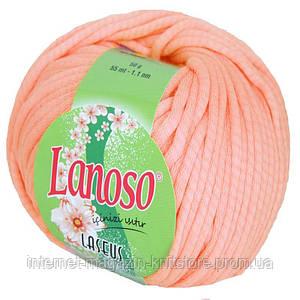 Пряжа Lanoso Laseus розовый