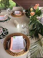Аренда персиковых салфеток