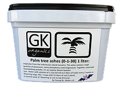 Органическое удобрение Palm Tree Ashes powder 500ml (собст. фасовка) для гидропоники