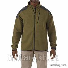 """Куртка тактична флісова """"5.11 Tactical Full Zip Sweater"""""""