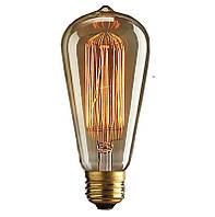 Лампа Эдисона Lemanso 40W E27 колба 2700K / LM719
