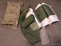 Индивидуальный перевязочный пакет (Бинт Чешский хаки)