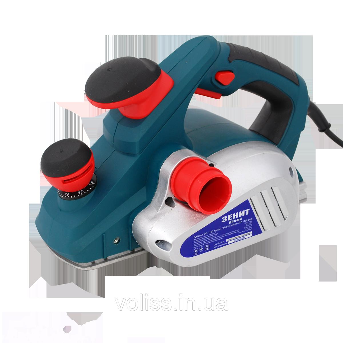 Рубанок електричний Зеніт профі ЗРП-1100