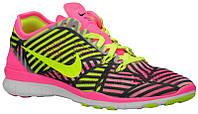 Кроссовки/Кеды (Оригинал) Nike Free 5.0 TR Fit 5 Pink Pow/Volt/Black