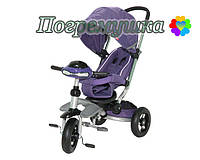 Детский трехколесный велосипед Crosser T 350 Eco - Фиолетовый