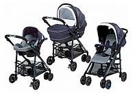 Детская коляска 3 в 1 FoppaPedretti Tuo Glamour