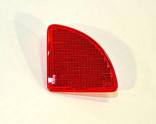 Відбивач в задньому бампері (R, правий) на Renault Kangoo 2003->2008 — Оригінал RENAULT - 7700308720