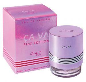 Женская парфюмерная вода Ga Va Pink 100ml. CINDY C.