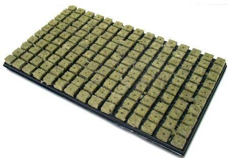 Кассета Grodan 2,5x2,5x4cm (150шт)
