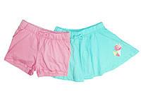 Шорты и юбка для девочек ( 2 шт.), размеры 86/92, , Lupilu, арт. 274706
