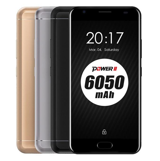 Смартфон Ulefone Power 2 4Gb
