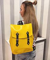 Женский модный кожаный рюкзак (7 цветов)