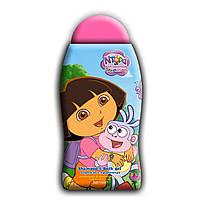 Шампунь и гель для душа Disney Dora детский, 300 мл