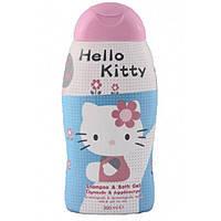 Шампунь и гель для душа Hello Kitty детский, 300 мл