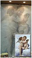 Художественная роспись стен Марсельский воск
