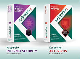 Антивирус Касперского и Internet Security