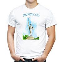 """Чоловіча футболка """"Маріуполь сталевар"""""""