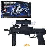 Limo Toy Акция! Детский пистолет Limo toy ES 1005-A-002A S.W.A.T.. Скидка 7 % при покупке двух игрушек! Спешите, количество товара ограничено!