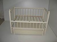 Детская кроватка Солнышко