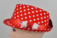 Молодежная формованная шляпа