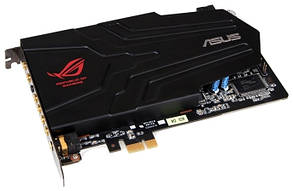 "Звуковая карта ASUS ROG Xonar Phoebus 7.1 ""Over-Stock"""