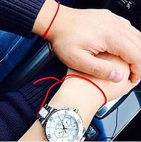 Красная нить. Кожаные и Плетеные браслеты