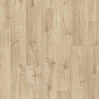 Quick-Step PUCL40087 Дуб Осень, светлый натуральный, виниловый пол Livyn Pulse Click