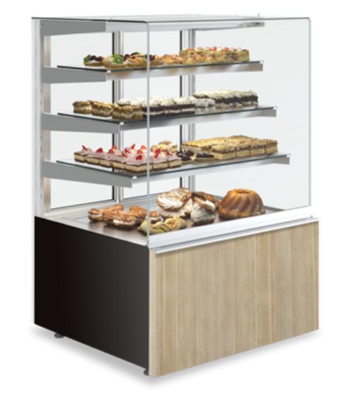 Кондитерские холодильные витрины (Для десерта, пирожных, чизкейков, макаронов, печенья, бисквитов…)