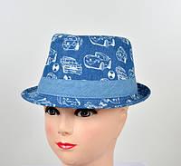 Модная летняя формованная шляпа