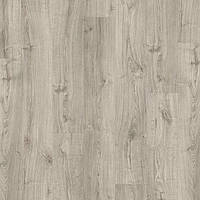 Quick-Step PUCL40089 Дуб Осень, теплый серый, виниловый пол Livyn Pulse Click
