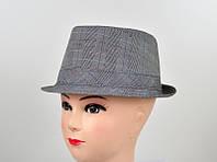 Строгая формованная шляпа