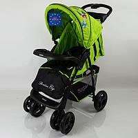 Коляска детская прогулочная Sigma S-K-6F Green.