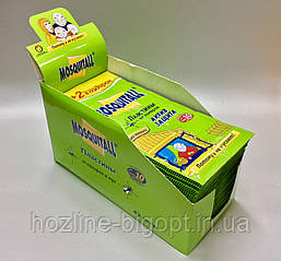 Mosquitall Пластины АКТИВНАЯ ЗАЩИТА от комаров 10 + 2 шт в подарок