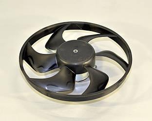 Вентилятор радиатора в диффузоре (+/-AC) на Renault Trafic II  2001->2014 - Renault (Оригинал) - 7701069897
