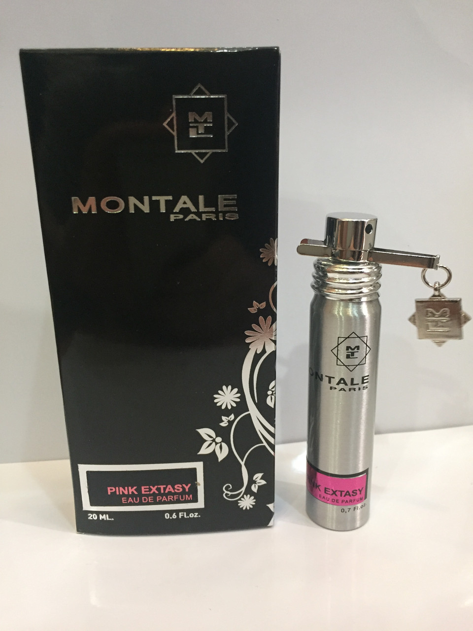 Мини парфюм женский Montale Pink Extasy (Монталь Пинк Экстази) 20 мл