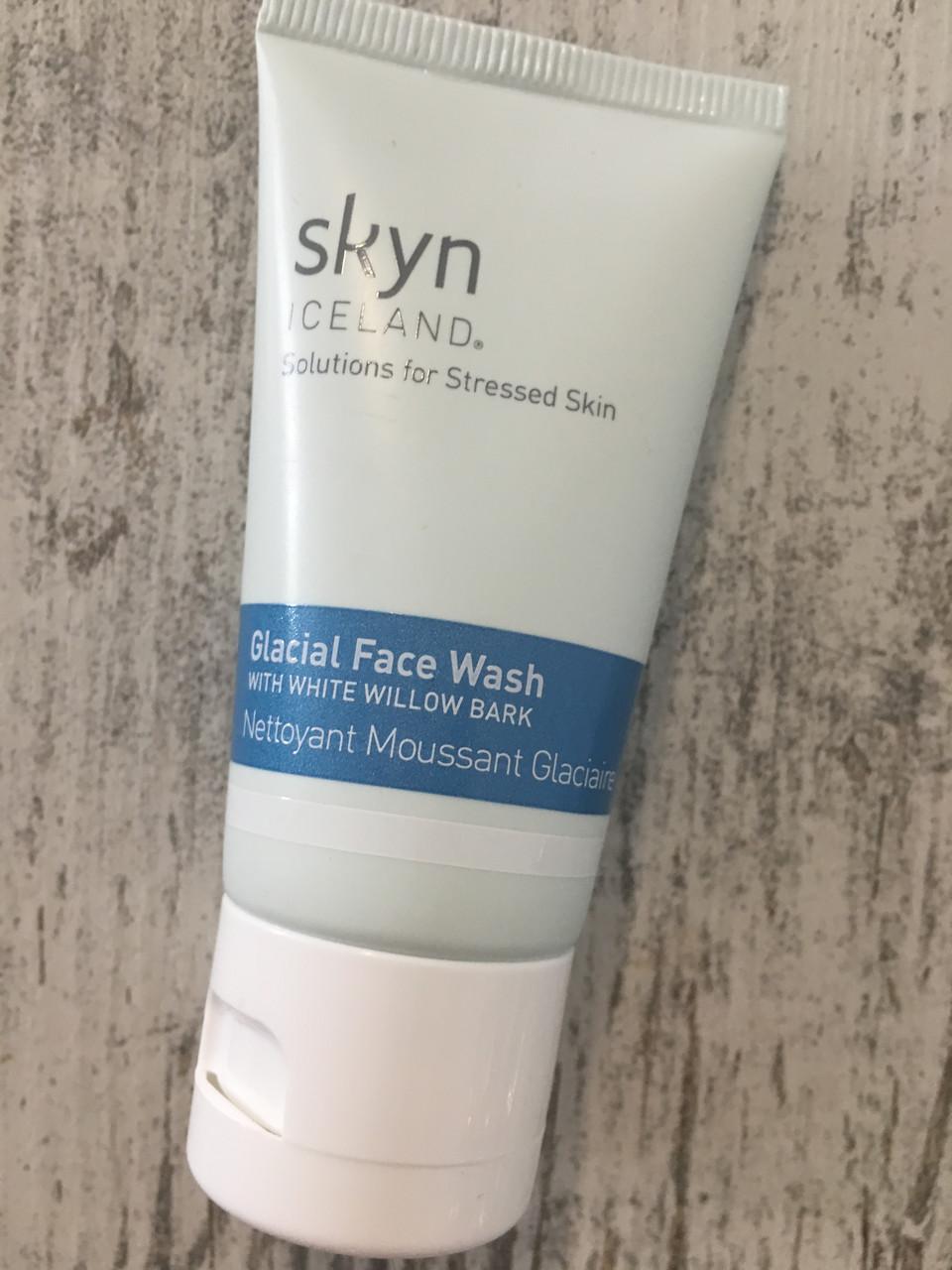 Кремообразный мусс для глубокого очищения кожи SKYN ICELAND