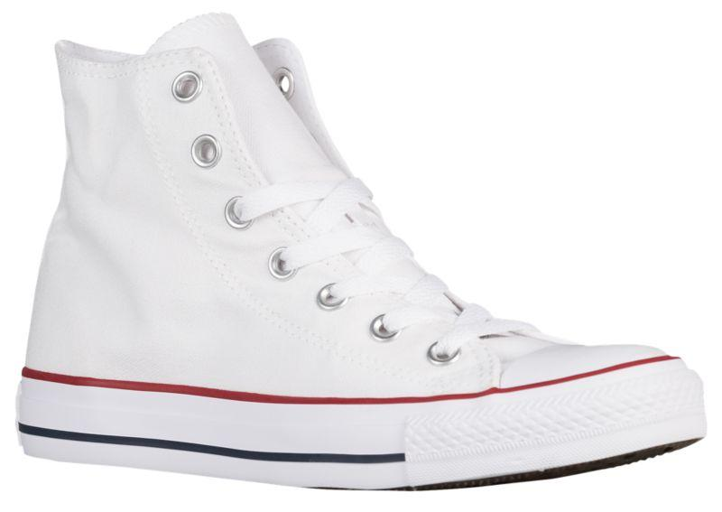 dd96c1beb4e5 Кроссовки Кеды (Оригинал) Converse All Star Hi Optical White - TopUSA
