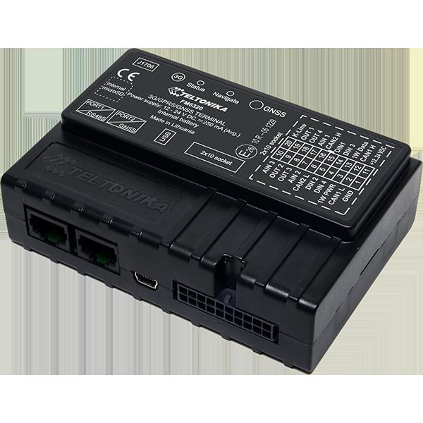 GPS-трекер Teltonika FM6320 (3G, RS232/RS485, CAN J1708 и J1939)