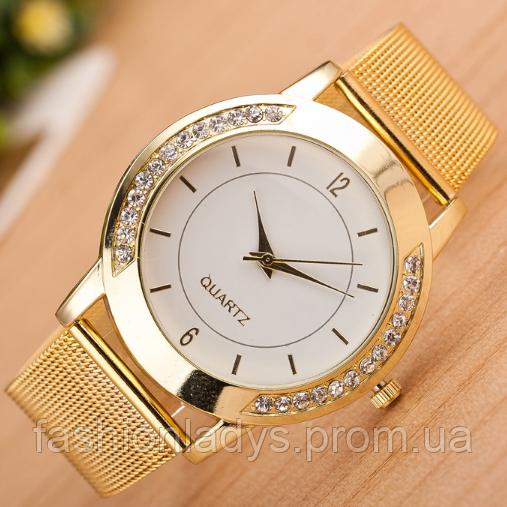 Часы женские наручные из позолоченного часы f68 купить