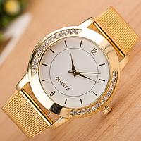 Часы женские позолоченные (Gold Women)