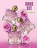 ANNA SUI ROMANTICA НАБОР (2) EDT 30 ml + косметичка Туалетная вода женская (оригинал подлинник  Германия), фото 2