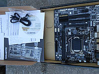Gigabyte GA-H81M-HD3 (Rev.1.0) Socket 1150 - в идеале!!!