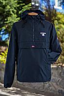 Мужская куртка - АНОРАК цвет темно- синий р- 42, 44, 46, 48, 50, 52, 54, 56, 58