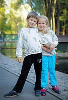 Свитшот ODWEEK Олени 290102  Белый