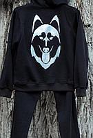 Спортивный костюм ODWEEK 240104  темносиний 104